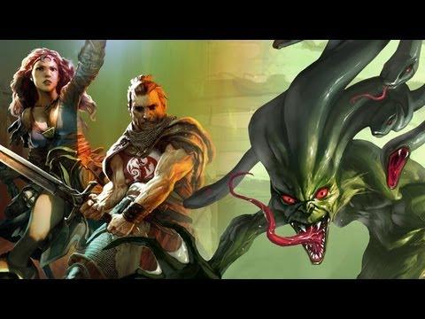 Drakensang Online - Test / Review von GameStar - Kontrollbesuch 2012 (Gameplay)