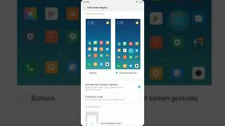 Xiaomi Mi Mix 2s: Testing the gestures