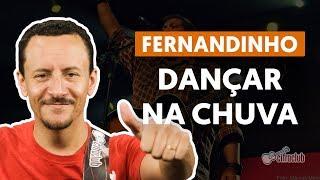 Videoaula Dançar na Chuva (aula de baixo)