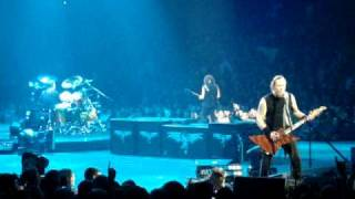 Metallica 'Nothing Else Matters' Live In Vancouver December 2 , 2008