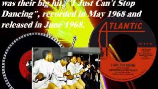 Archie Bell and The Drells - I Can't Stop Dancing (May 1968)