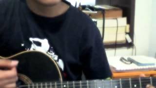 Corazones - Ana Torroja y Miguel Bose (Cover Guitarra)