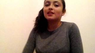 Confiei em ti - Diana lima (cover)