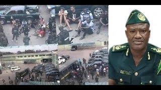 Ghana Immigration to deport 100 Nigerians