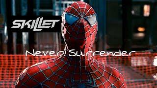 Spider-Man 3 | Skillet - Never Surrender [HD]