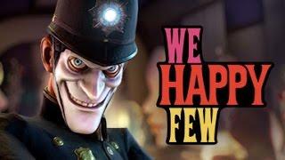 We Happy Few Official Trailer - London Bridge