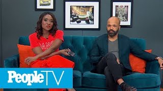 Jeffrey Wright Breaks Down The Origin Of His Accent In 'Shaft'   PeopleTV   Entertainment Weekly