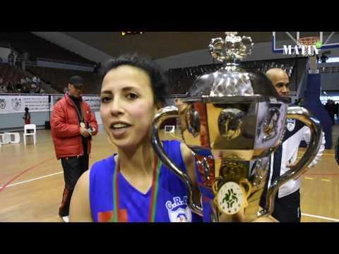 Basketball dames : Premier titre historique de Coupe du Trône pour Chabab Al Hoceïma