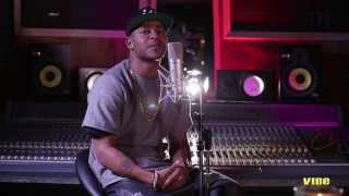 VSessions | Eric Bellinger Performs 'Club Lights' In Studio