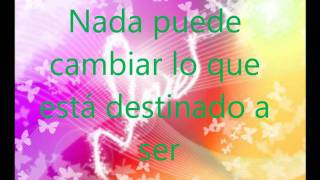 Forever Love (spanish lyrics)