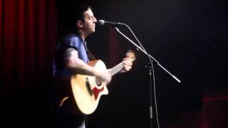 "Anthony Raneri (Bayside) covers Saves The Day ""You Vandal"" - Highline Ballroom NYC"