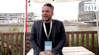 BLOCKCHANCE 2018 Interview - Jan Heinrich Meyer, CEO at Dash Embassy DACH