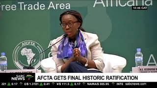 AFCTA gets final historic ratification