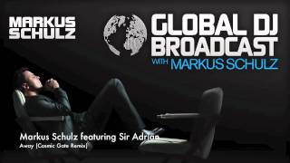 Markus Schulz featuring Sir Adrian - Away (Cosmic Gate Remix) [Live from San Francisco]