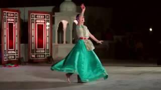 Shivali - Kathak Dance Mohe Rang Do Laal width=