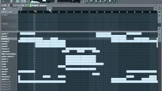 Pista de Balada POP creada en Fl studio