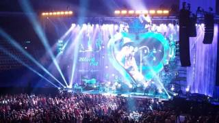 "Zucchero - ""Baila"" live 29.10.2016 München Olympiahalle"