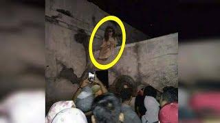 5 Ghost Videos Caught On Camera    असली भूत हुआ कैमरे में कैद