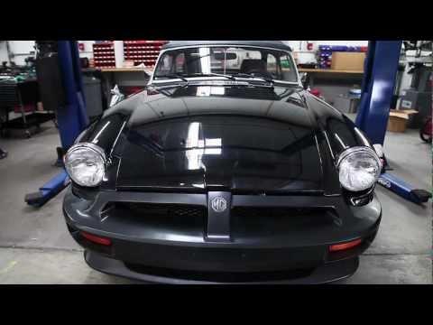 500,000th MGB LE - Moss Motors