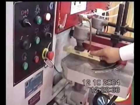 Eroğlu Makine Dinçmak Erkek ve Dişi Otomatik Zıvana Açma Makinesi YOM&YRT