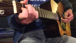 S.T.A.L.K.E.R. Guitar 1 + tabs