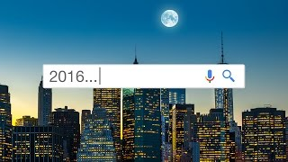 Year In Search 2016
