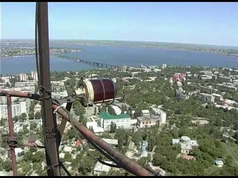 Поездка на Николаевскую телебашню.
