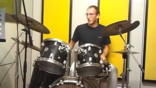 L'estate addosso - cover drum GreatLdV