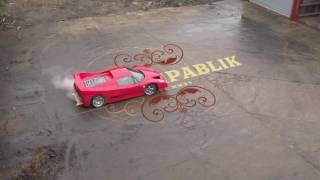 Rasa Ripablik UK Team goes for a spin