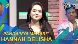 Game Time | 'Tariwap' bersama Hannah Delisha! | It's Alif!