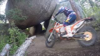 Rampart Range Colorado Trail Riding Clips * KTM 300 XC W EXC *