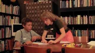STEM and Creative Writing | Science of Superheroes Lesson with 826