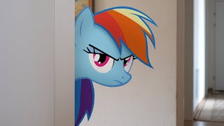 Rainbow Dash's Precious Book - Part 13 (MLP in real life)