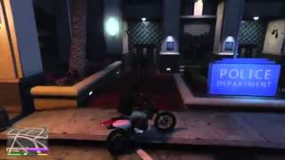 GTA 5 thug FUCK THE POLICE ice cube #nwa