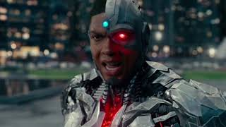 """I put """"Ultra Instinct"""" theme song on this scene from the Justice League movie"""