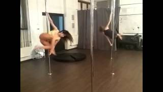 Eva Basta -Pole Dance # zajecia 26.01.16' z Asia