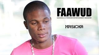 Masicka - Heaven (Raw) [Feenin Riddim] February 2014