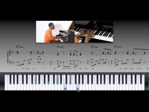 John Legend Ordinary People Piano Tutorial Chords Chordify
