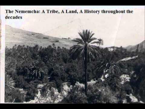 NEMAMCHA-la plus grand tribu amazigh au nord d'afrique