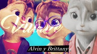 Brittany x Alvin x Jeanette - Vuelve (Beret cover) Alvin y las ardillas