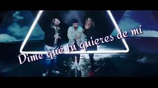 Video para estado de 30seg.. (Nicky Jam, Farruko & Amenazzy – Baby)