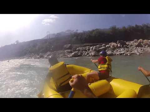 River Rafting in Nepal 2012