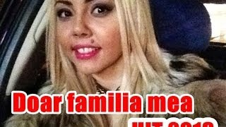 DENISA - Doar familia mea (melodie originala) HIT 2013