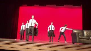 Mah Boizzz Insecure Dance