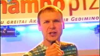 """Ligitas Kernagis. Daina """"Barmenas"""". Vilnius, 2004"""
