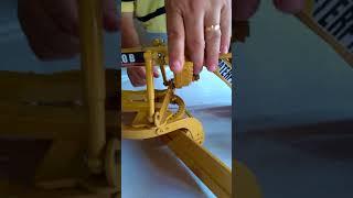 Miniatura de máquinas pesadas