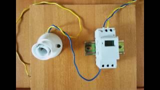 Kiran K10ASD Digital Timer Installation