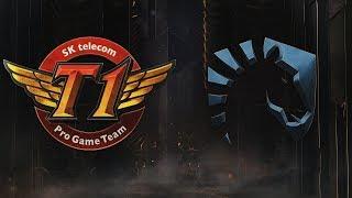 SK Telecom T1 ( SKT ) vs Team Liquid ( TL ) Maçı   MSI 2019 Grup Aşaması 5. Gün