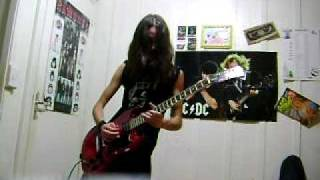 wagner solo acdc.Revolting Times