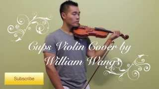 Anna Kendrick   Cups ''When I'm Gone'' Violin Cover & Instrumental) by William Wang